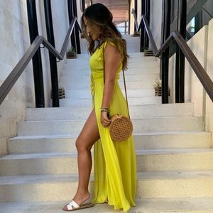 Other - Yellow maxi